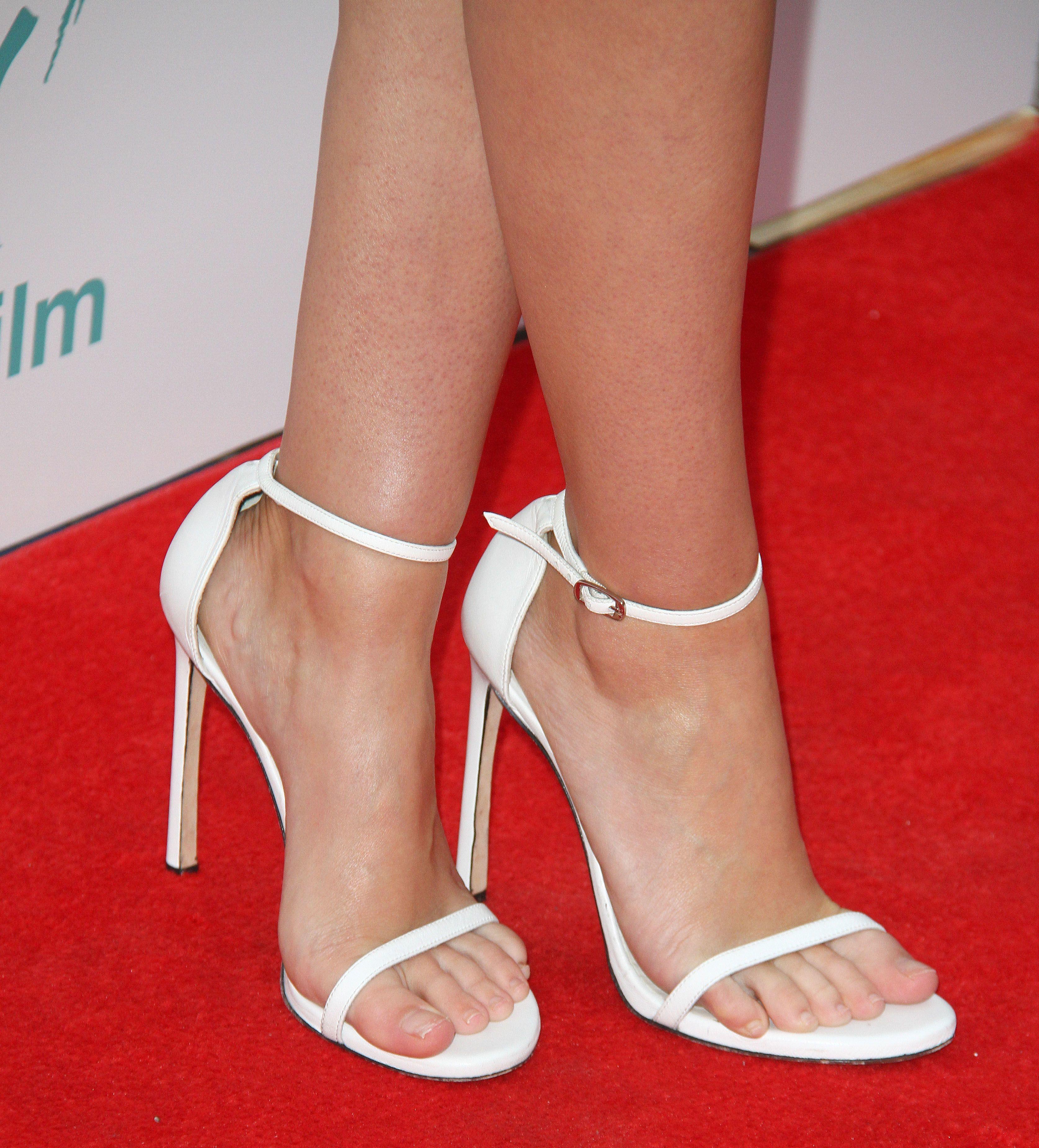 Cassady Mcclincy Feet