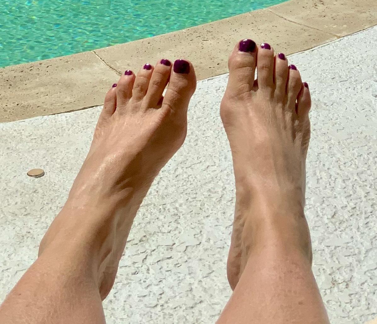 Steffi Grafs Feet Wikifeet