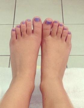 G. Hannelius\'s Feet << wikiFeet