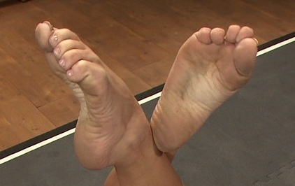 A footjob a day keeps the doctor away 8